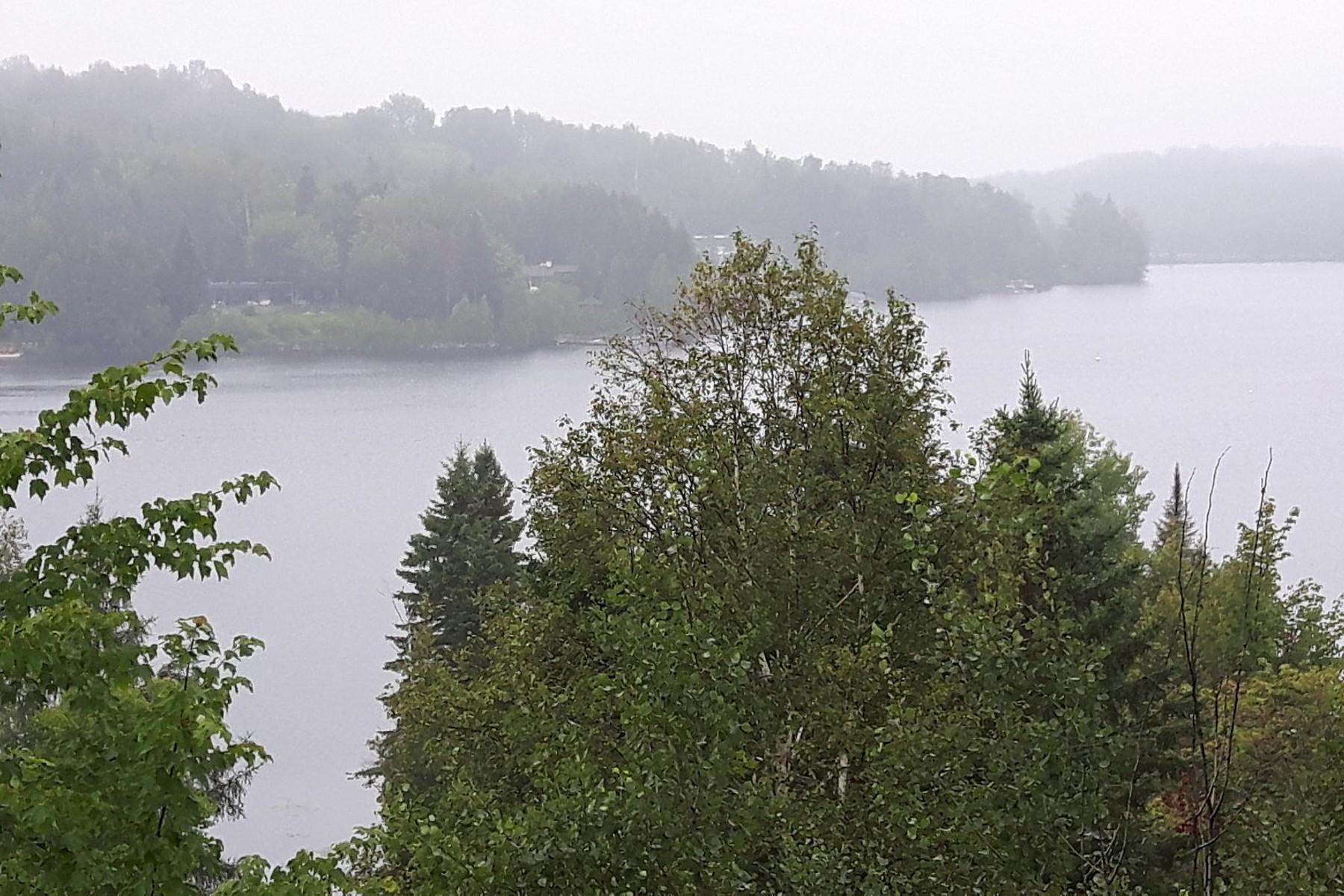 Vivienda unifamiliar por un Venta en Estérel, Laurentides 4 Place d'Anjou Esterel, Quebec, J0T1E0 Canadá