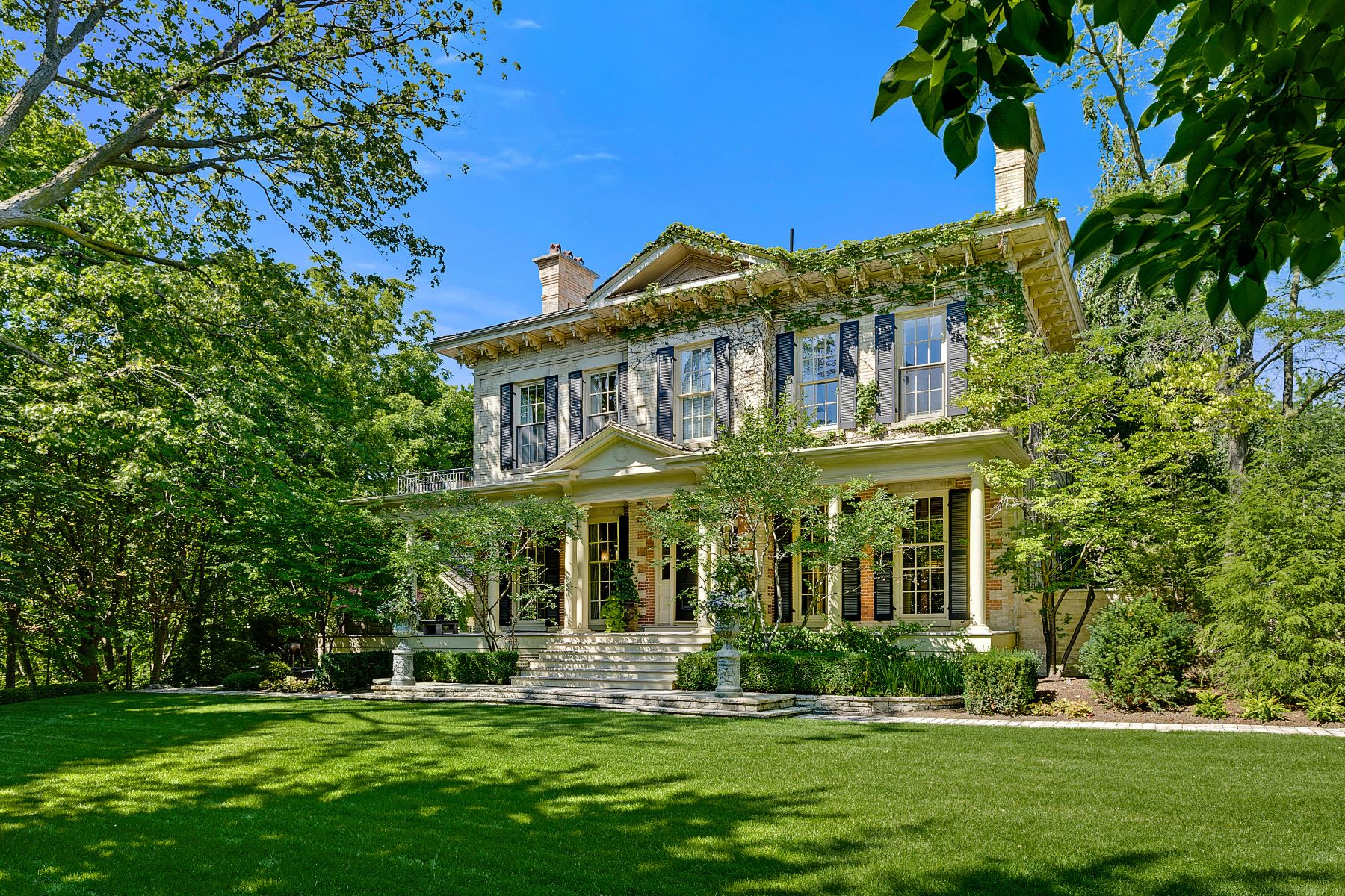 Single Family Home for Sale at Historic, Built Circa 1857 124 Park Road Toronto, Ontario M4W2N7 Canada