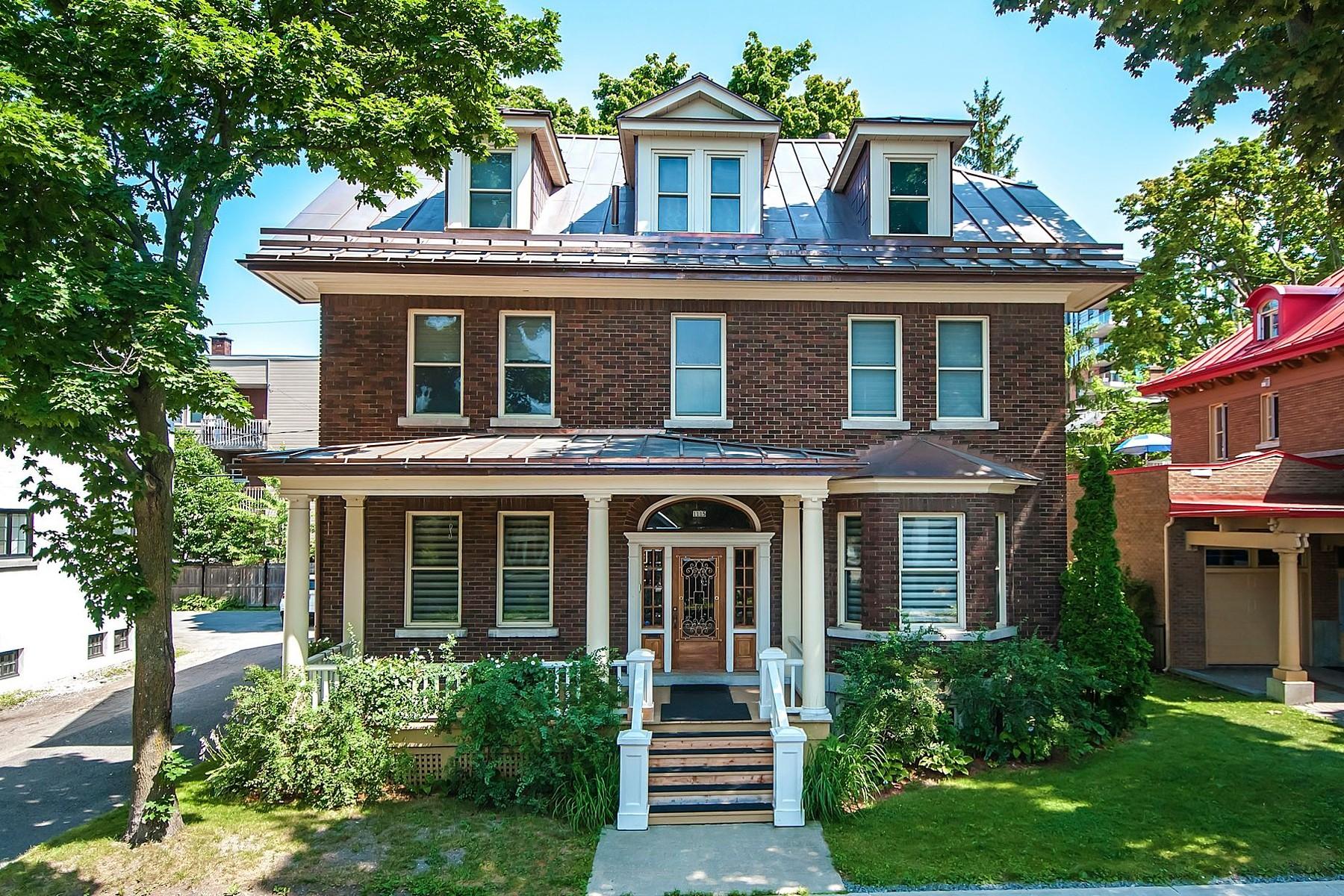 Single Family Homes for Sale at La Cité, Capitale-Nationale 1115 Av. Louis-St-Laurent Quebec, Quebec G1R2W8 Canada