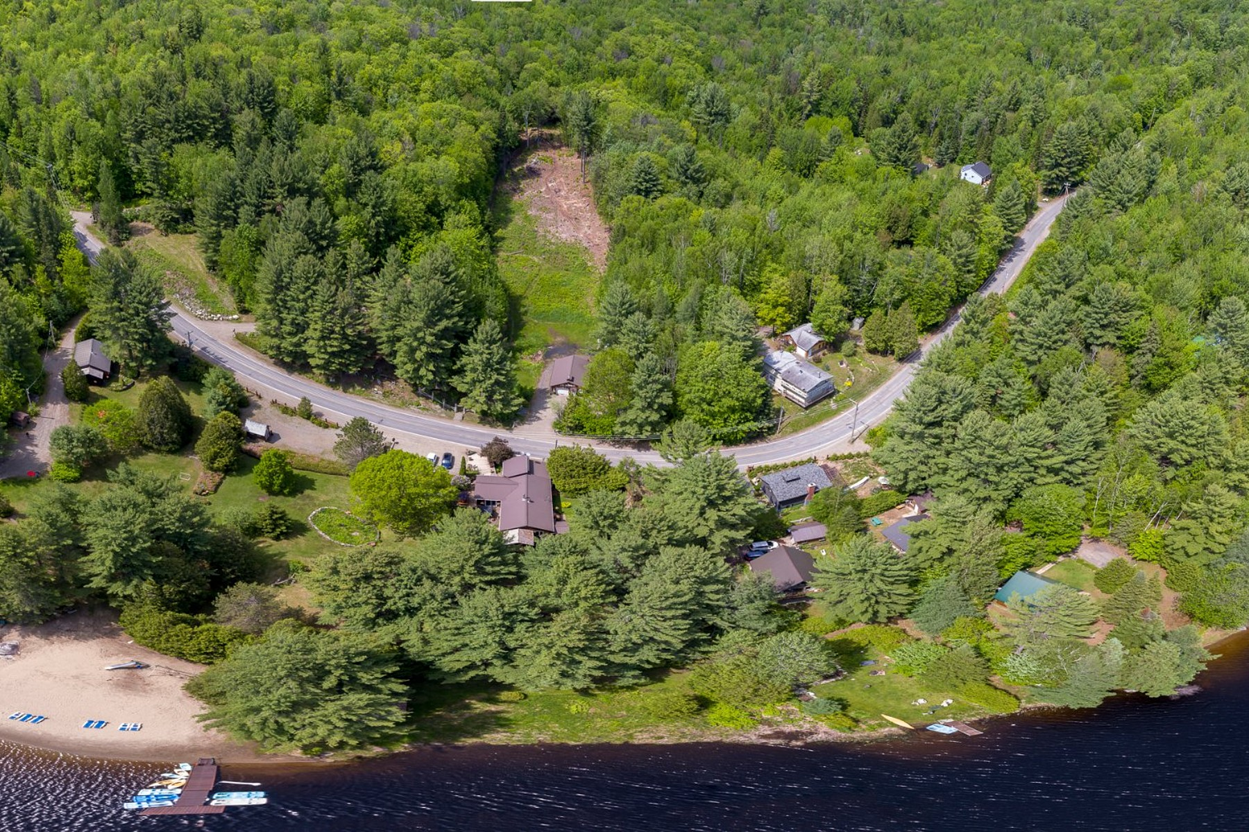 Land for Sale at Rawdon, Lanaudière 5754A Ch. Vincent-Massey Rawdon, Quebec J0K1S0 Canada