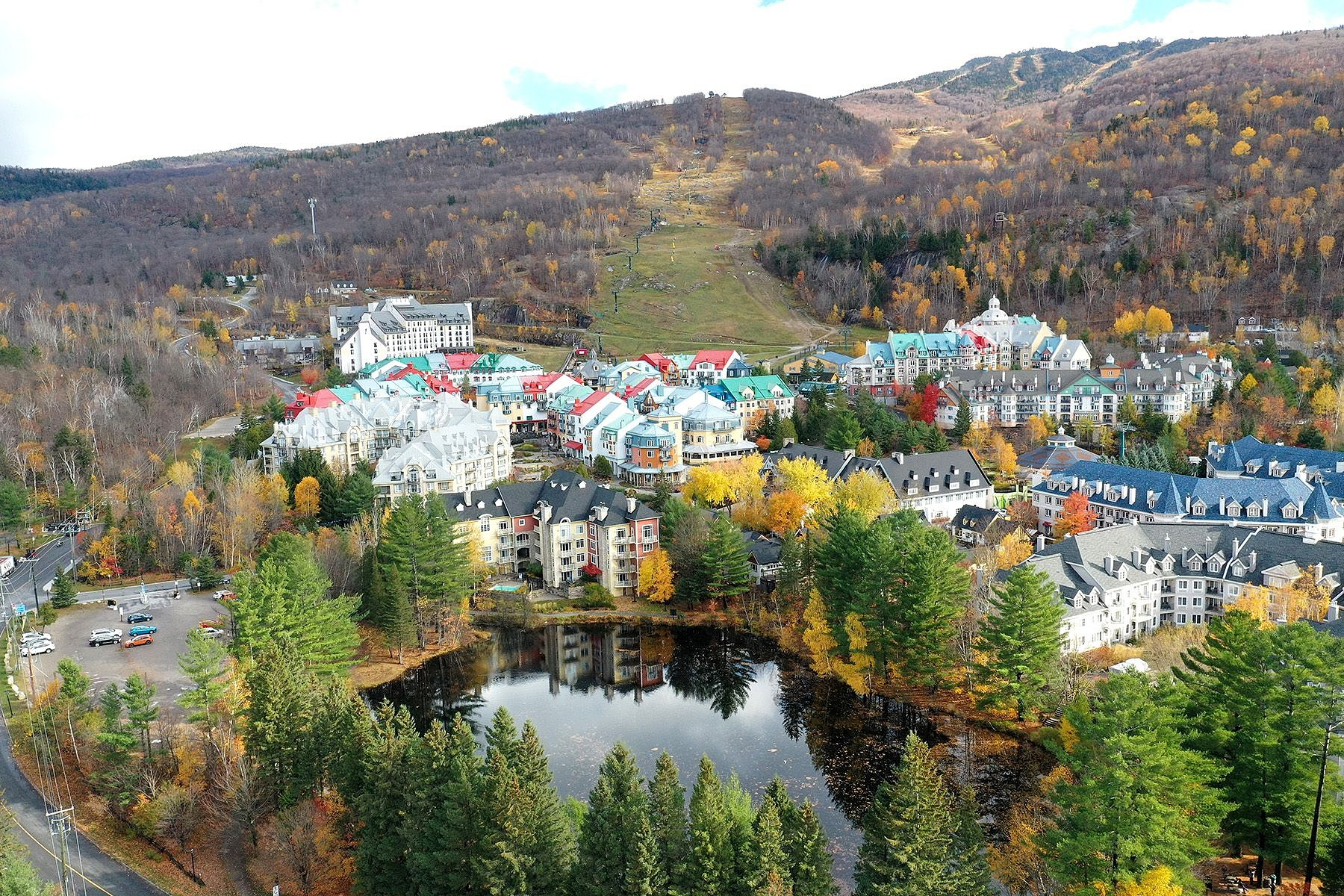 Condominiums for Sale at Mont-Tremblant, Laurentides 95 Ch. de Kandahar, Apt. 3 Mont-Tremblant, Quebec J8E1E2 Canada