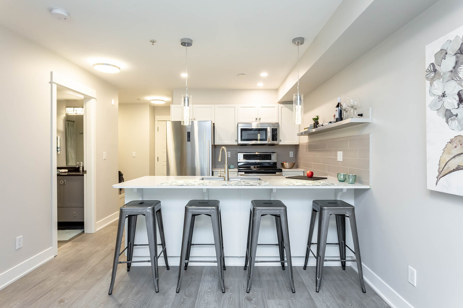 Condominiums for Sale at One of a Kind 109 30515 Cardinal Avenue Abbotsford, British Columbia V2T 0A8 Canada