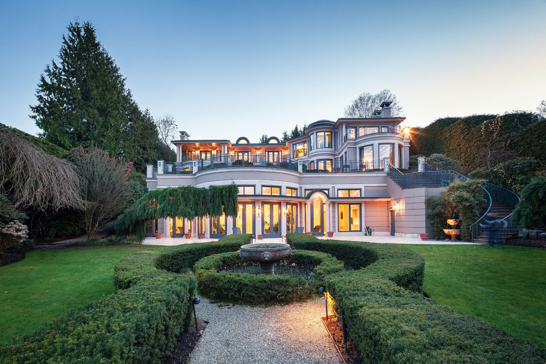 single family homes for Sale at Belmont Estate 4743 Belmont Avenue Vancouver, British Columbia V6T1A8 Canada