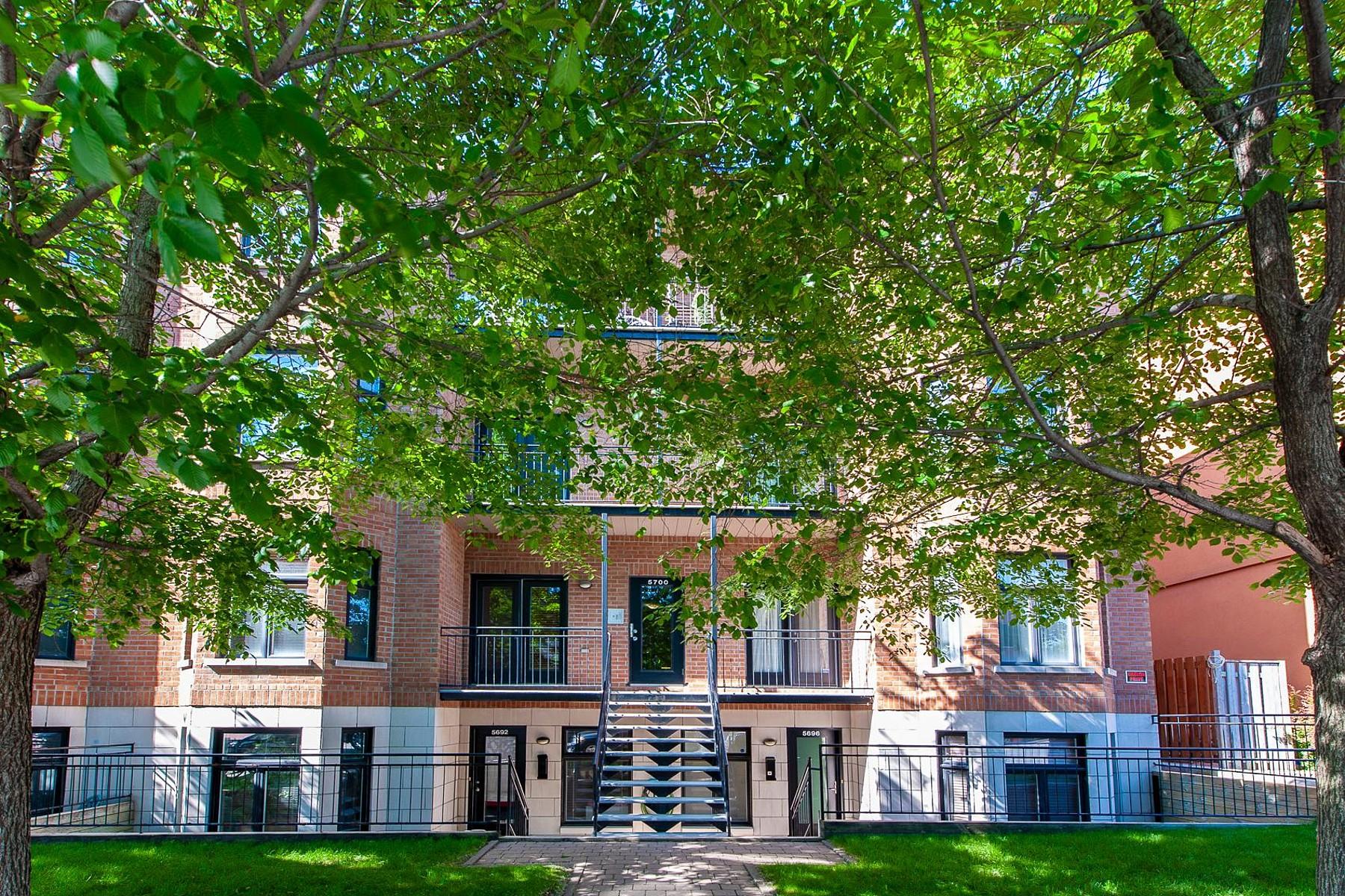 Condominiums for Sale at Rosemont / La Petite-Patrie, Montréal 5700 Av. Christophe-Colomb, Apt. B Rosemont La Petite Patrie, Quebec H2S2G1 Canada