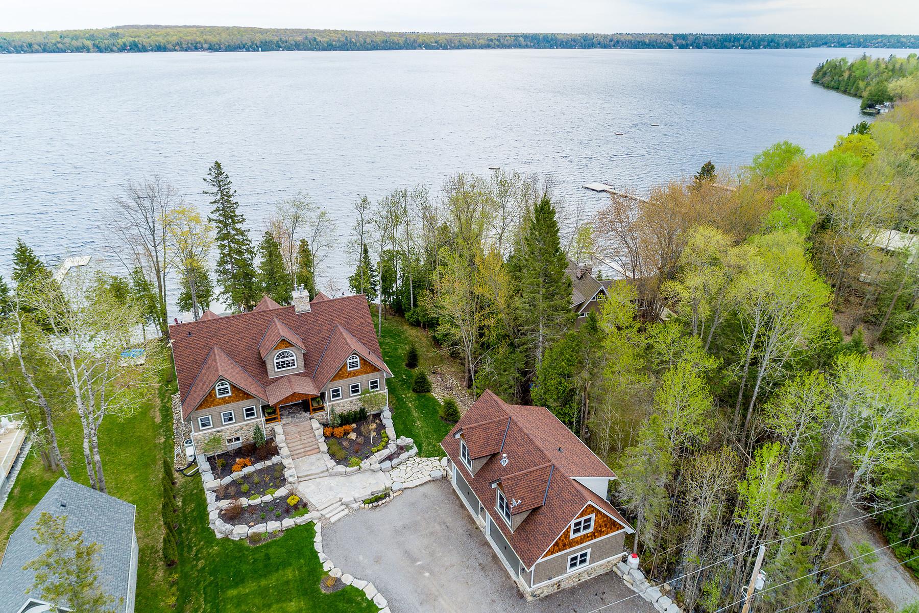 Single Family Homes for Sale at Year-round Lake Living 33 Beaver Drive Kawartha Lakes, Ontario K0M 1K0 Canada