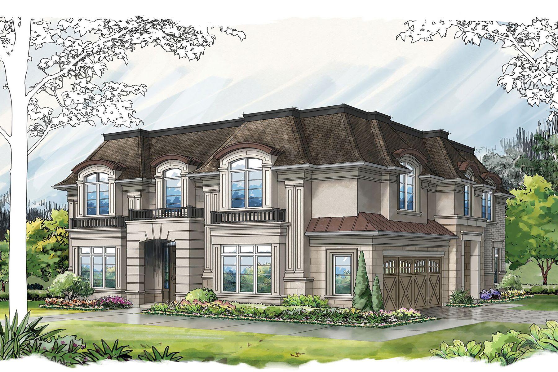 Casa para uma família para Venda às Kingscrest By Fernbrook Oakville, Ontario, L6L 1E7 Canadá