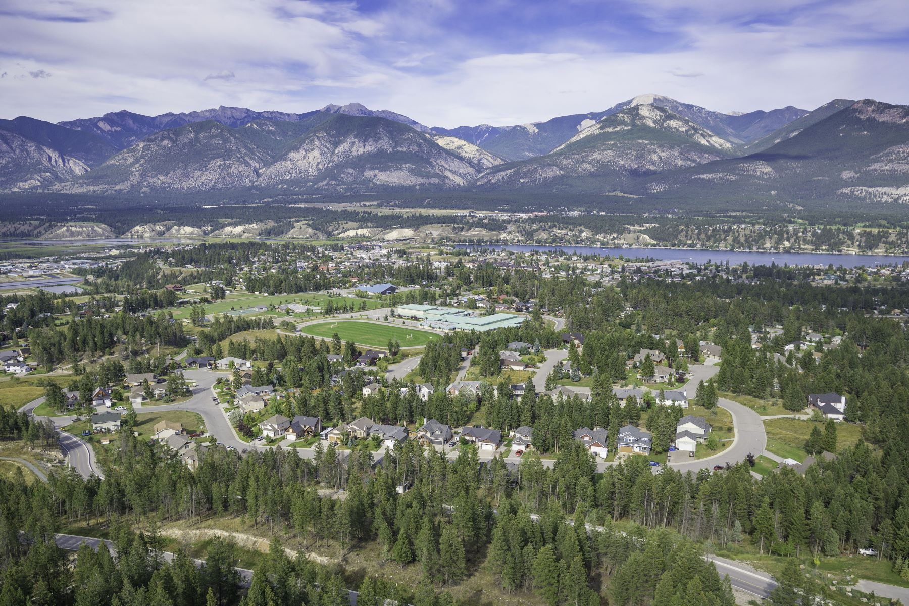 Land for Sale at Mountain and Lake Views 1824 Pine Ridge Mountain Trail Invermere, British Columbia V0B1L2 Canada