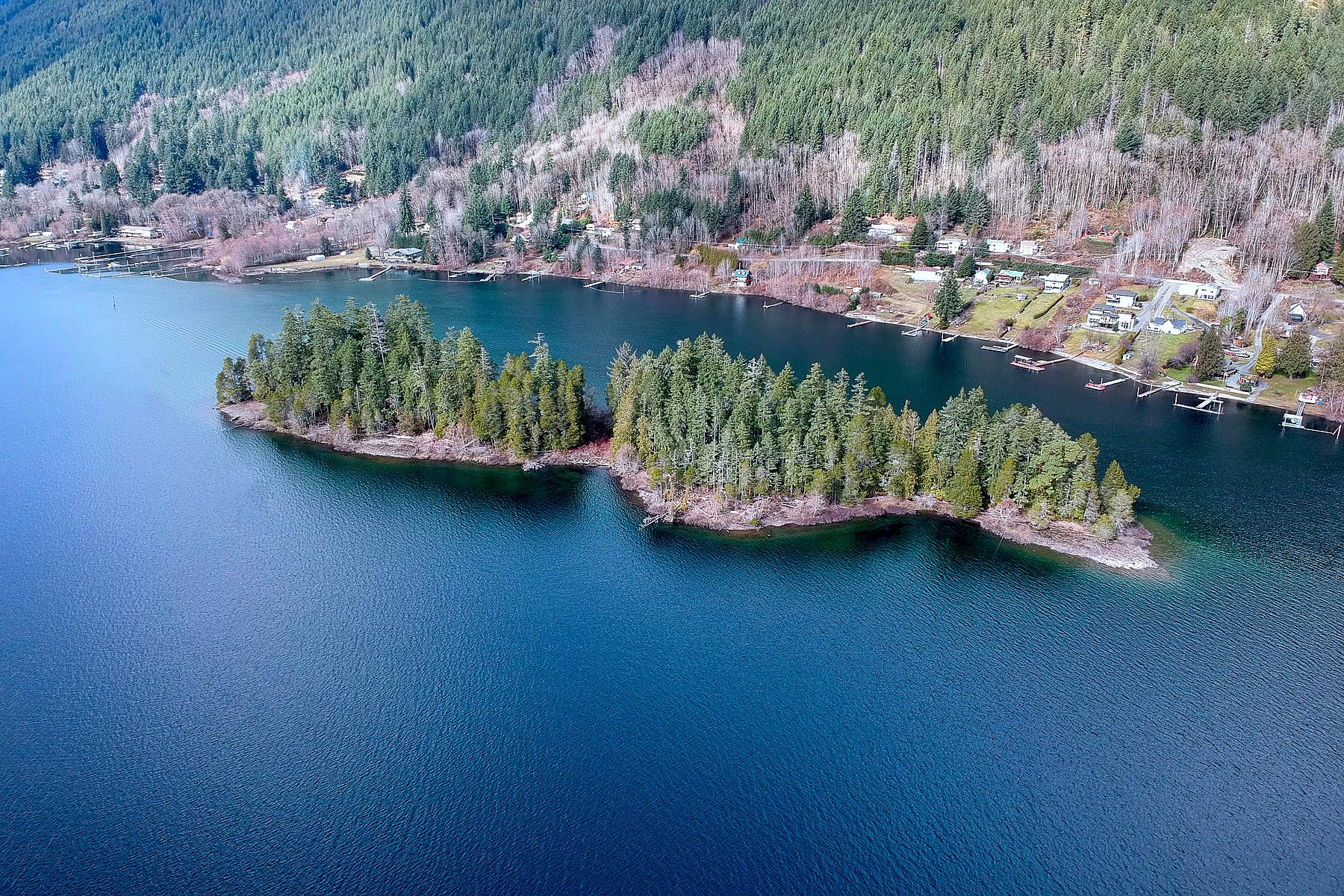 土地,用地 为 销售 在 Island Paradise Island 4, 考伊琴湖, 不列颠哥伦比亚省, V0R 2G0 加拿大