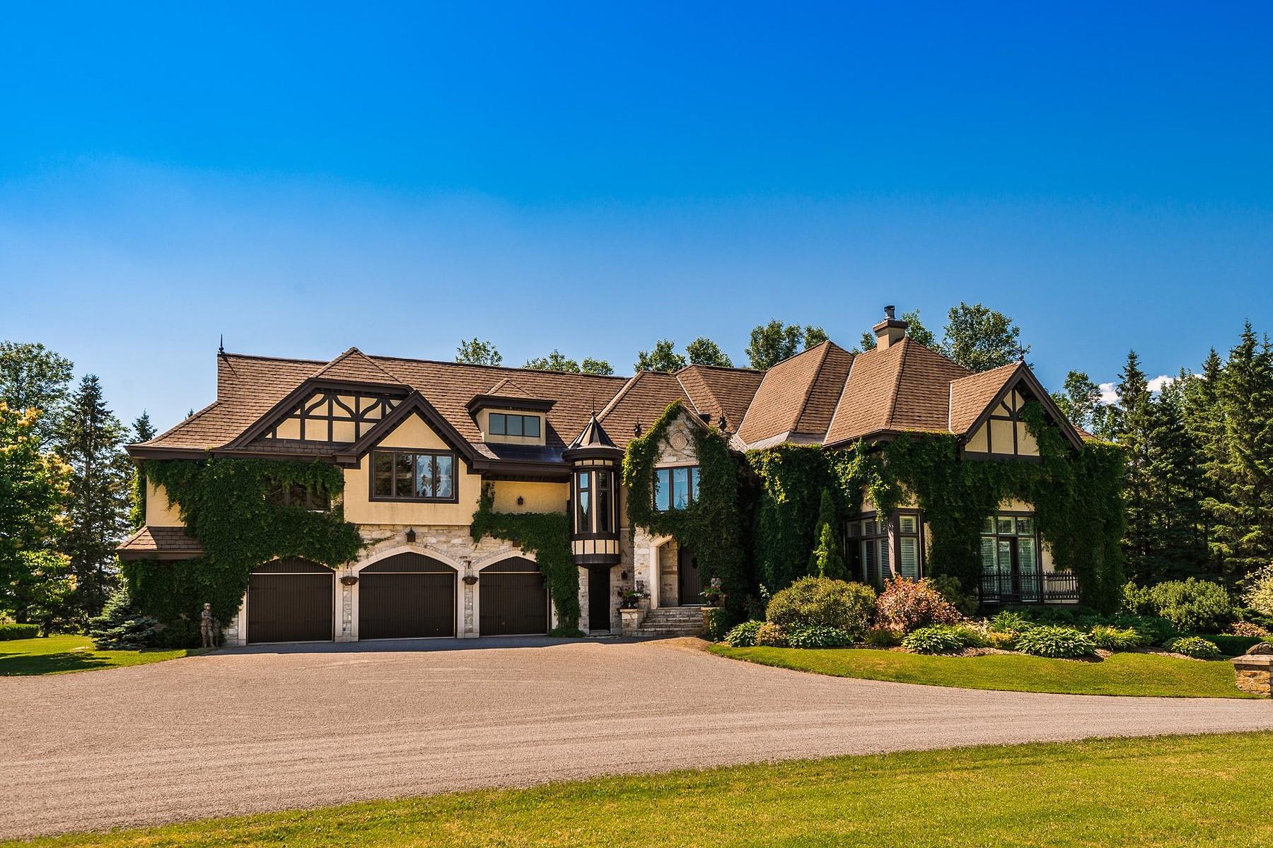 단독 가정 주택 용 매매 에 Sainte-Marthe, Montérégie 155 Ch. St-Henri, Sainte-Marthe, 퀘벡주, J0P1W0 캐나다