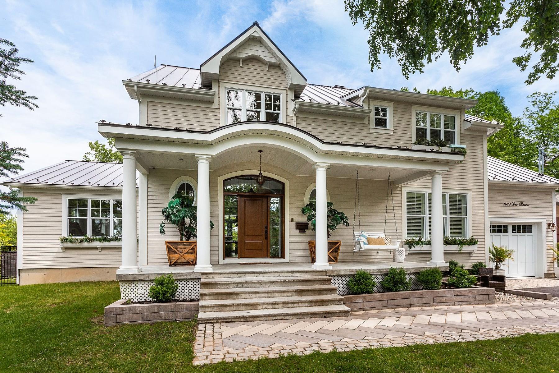 Single Family Homes for Sale at Carignan, Montérégie 1621 Rue des Roses Carignan, Quebec J3L5B8 Canada