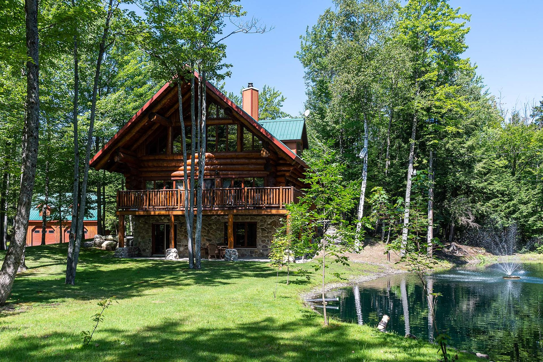 Single Family Homes for Sale at Maple stand -20 acres -private 4930 Ch. Rhéaume Sherbrooke, Quebec J1R0A1 Canada