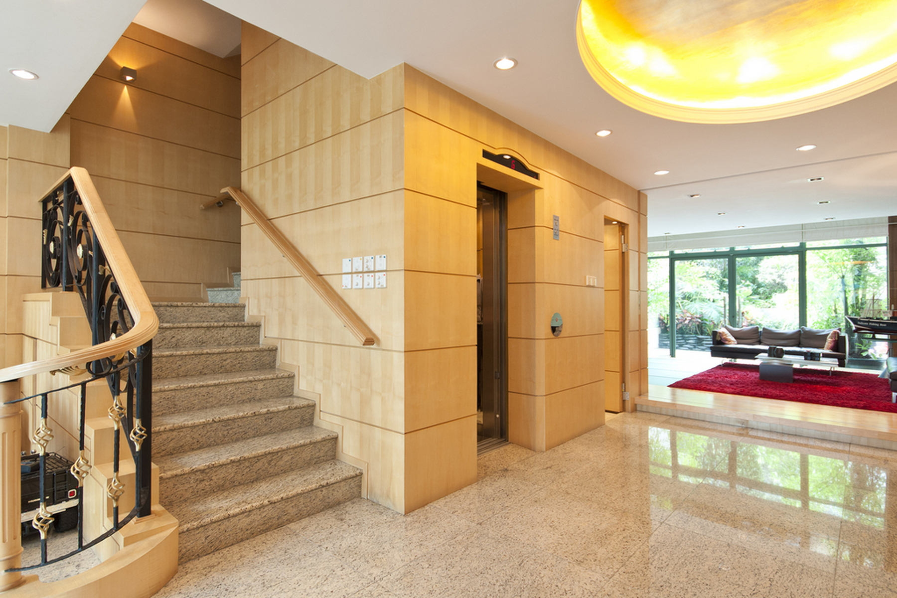 Townhouse for Sale at Hampshire Road, 16-22 Kowloon Tong, Hong Kong