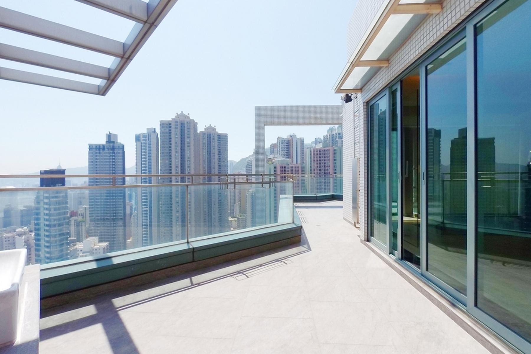 아파트 용 매매 에 Robinson Road, 80 - Block 02 Midlevels West, 홍콩