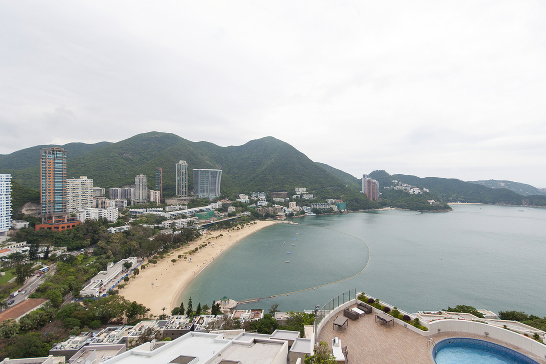 Townhouse for Sale at The Beachfront Repulse Bay, Hong Kong