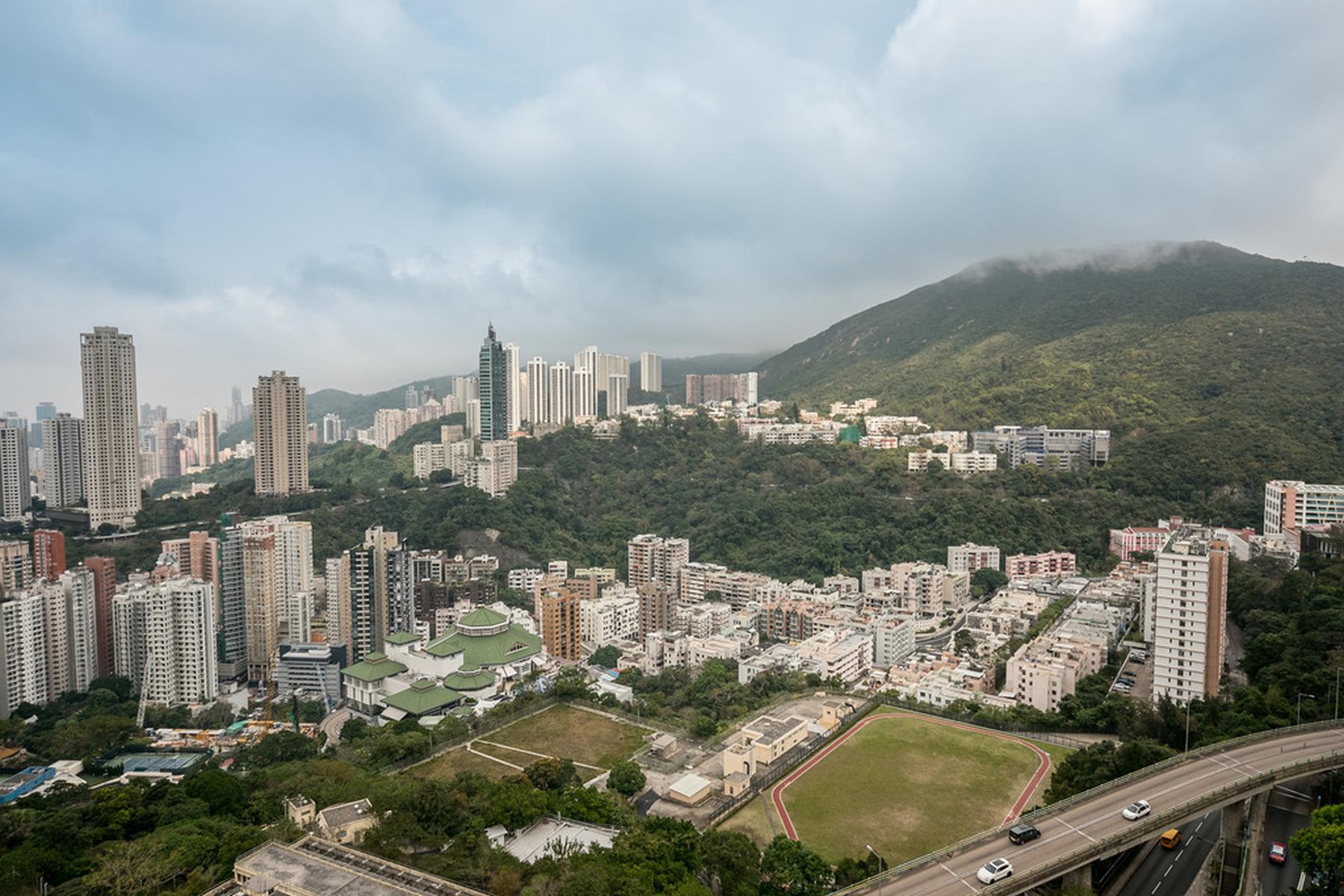아파트 용 매매 에 Woodland Heights - Block C-D Midlevels East, 홍콩