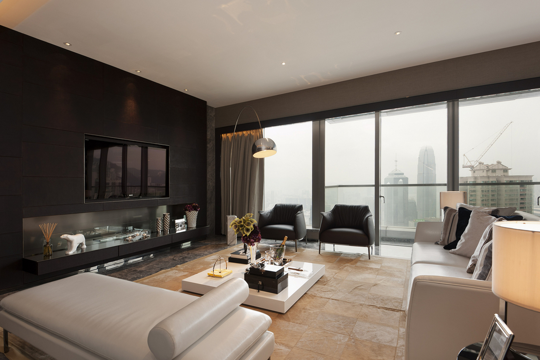 Appartement pour l Vente à Conduit Road, 39 Midlevels West, Hong-Kong