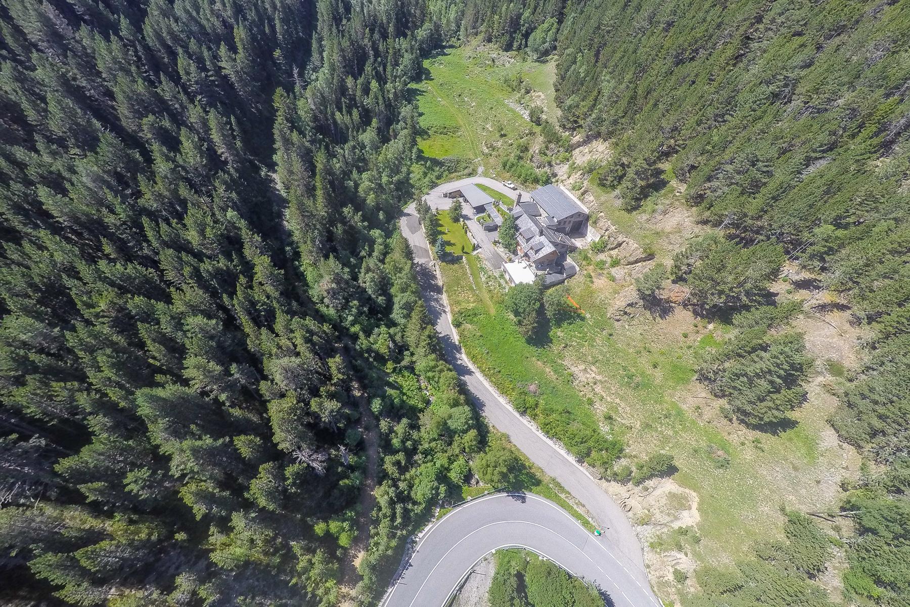 Einfamilienhaus für Verkauf beim Chalet-Tower for sale in Pal Ctra. Gral de Pal - Casa Prat del Bosc Pal, La Massana AD400 Andorra