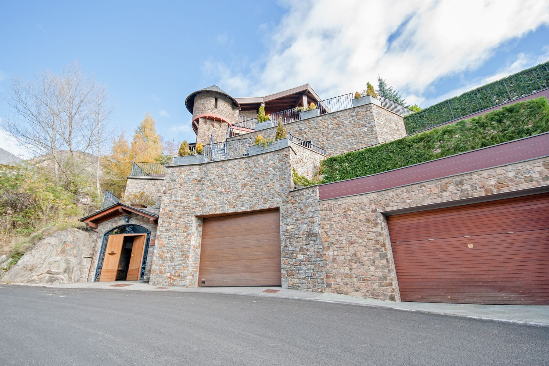 Single Family Home for Sale at Chalet-Tower for sale in La Massana La Massana, La Massana, AD400 Andorra