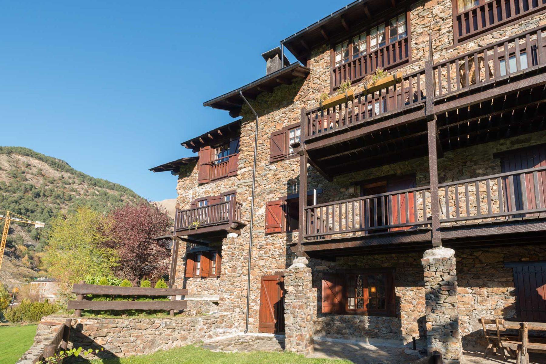 Single Family Home for Sale at Rustic house for sale in Ordino Ordino, Ordino, AD300 Andorra