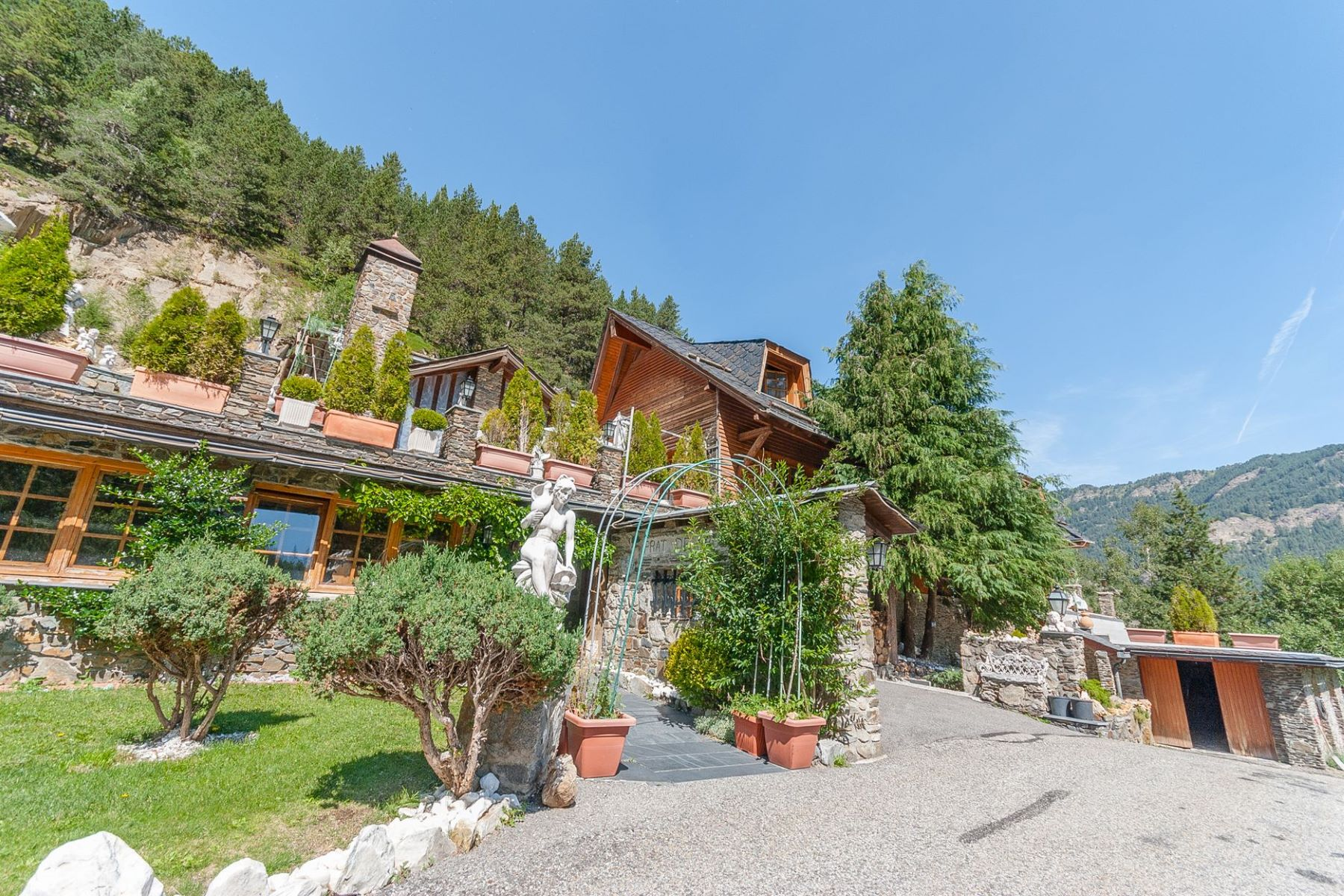 Single Family Home for Sale at Chalet-Tower for sale in La Massana La Massana, La Massana AD400 Andorra