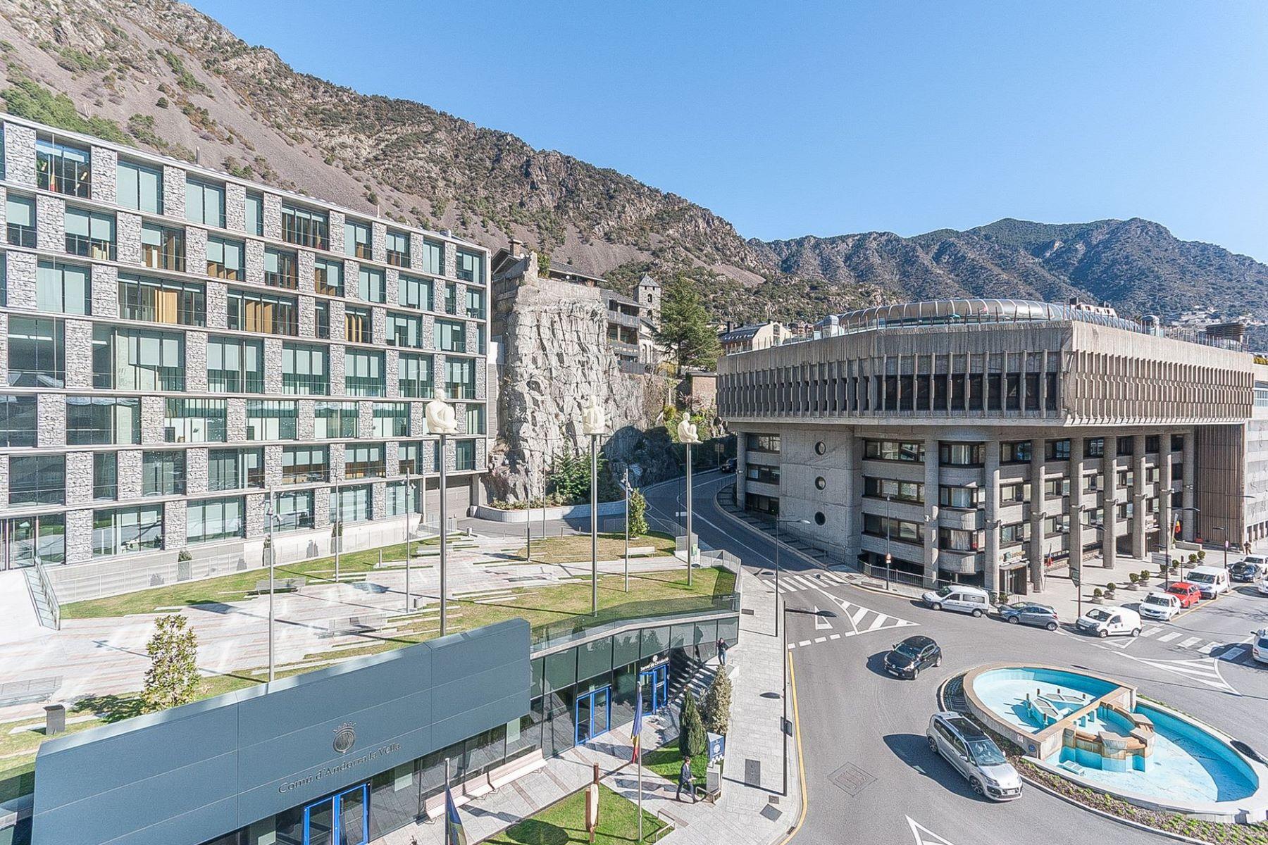 Apartman Dairesi için Satış at Flat for sale in Andorra la Vella Andorra La Vella, Andorra La Vella, AD500 Andorra