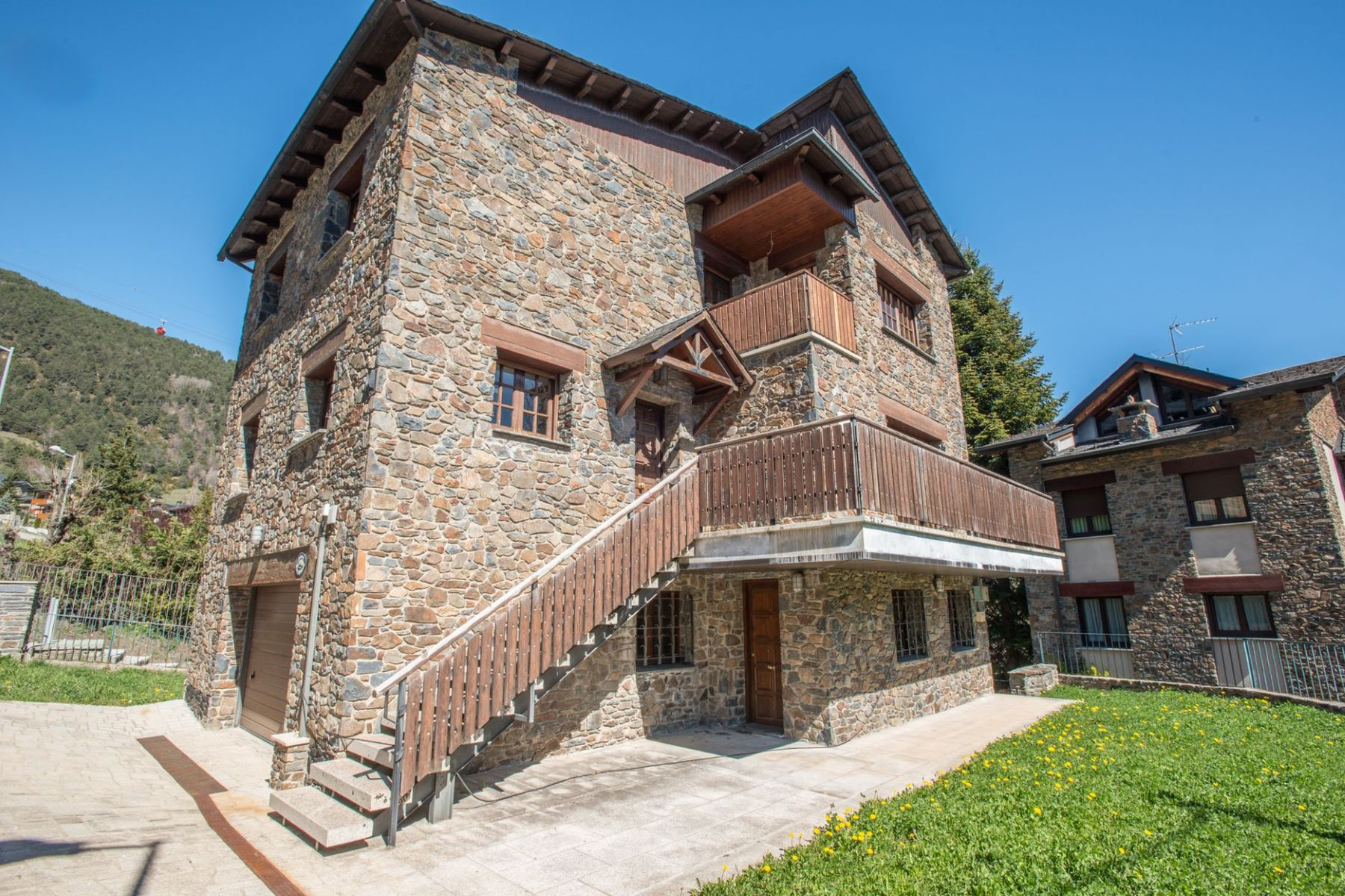 Vivienda unifamiliar por un Venta en Chalet-Tower for sale in Escas Escas, La Massana, AD400 Andorra