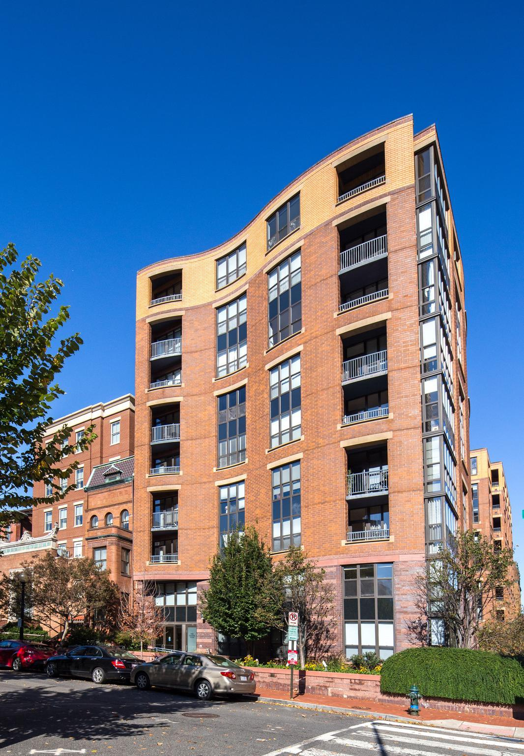 Condominium for Sale at 1001 L St Nw #409 1001 L St Nw #409 Washington, District Of Columbia 20001 United States