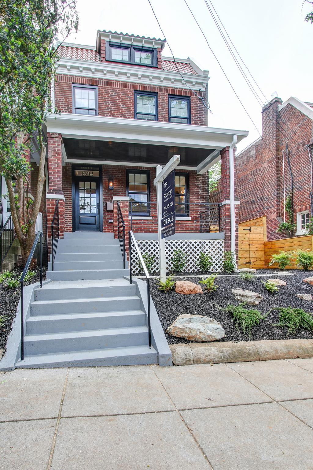 Other Residential for Sale at 3714 Garfield St NW Washington, District Of Columbia 20007 United States