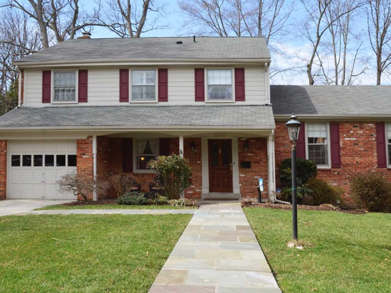 Single Family Home for Rent at 8000 Springer Road, Bethesda 8000 Springer Rd Bethesda, Maryland 20817 United States
