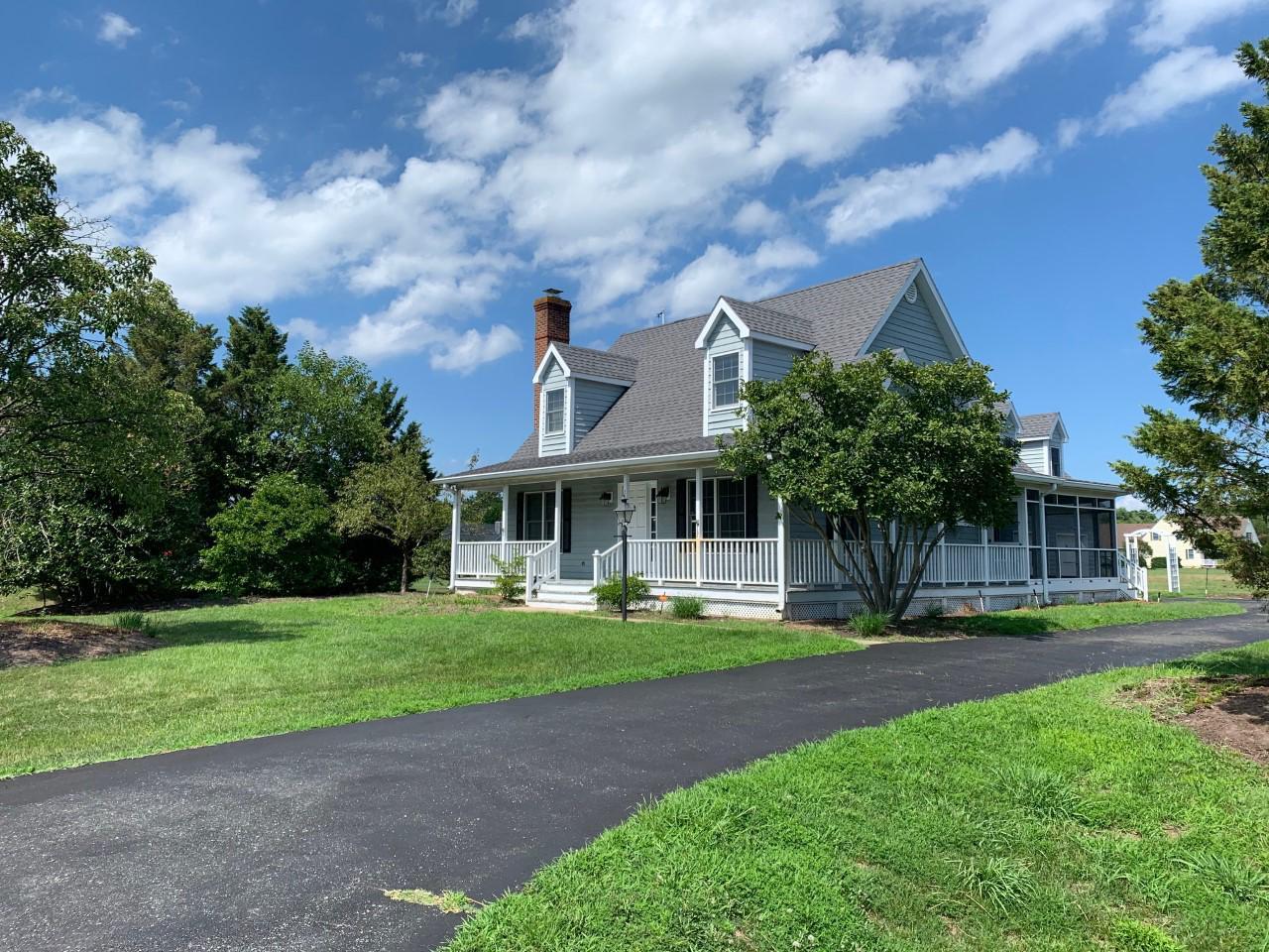 Single Family Homes per Vendita alle ore Tilghman, Maryland 21671 Stati Uniti