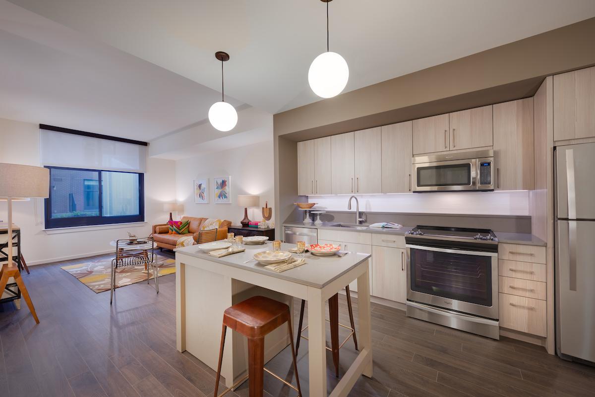 Apartamento por un Alquiler en 600 H St Ne #638 600 H St Ne #638 Washington, Distrito De Columbia 20002 Estados Unidos