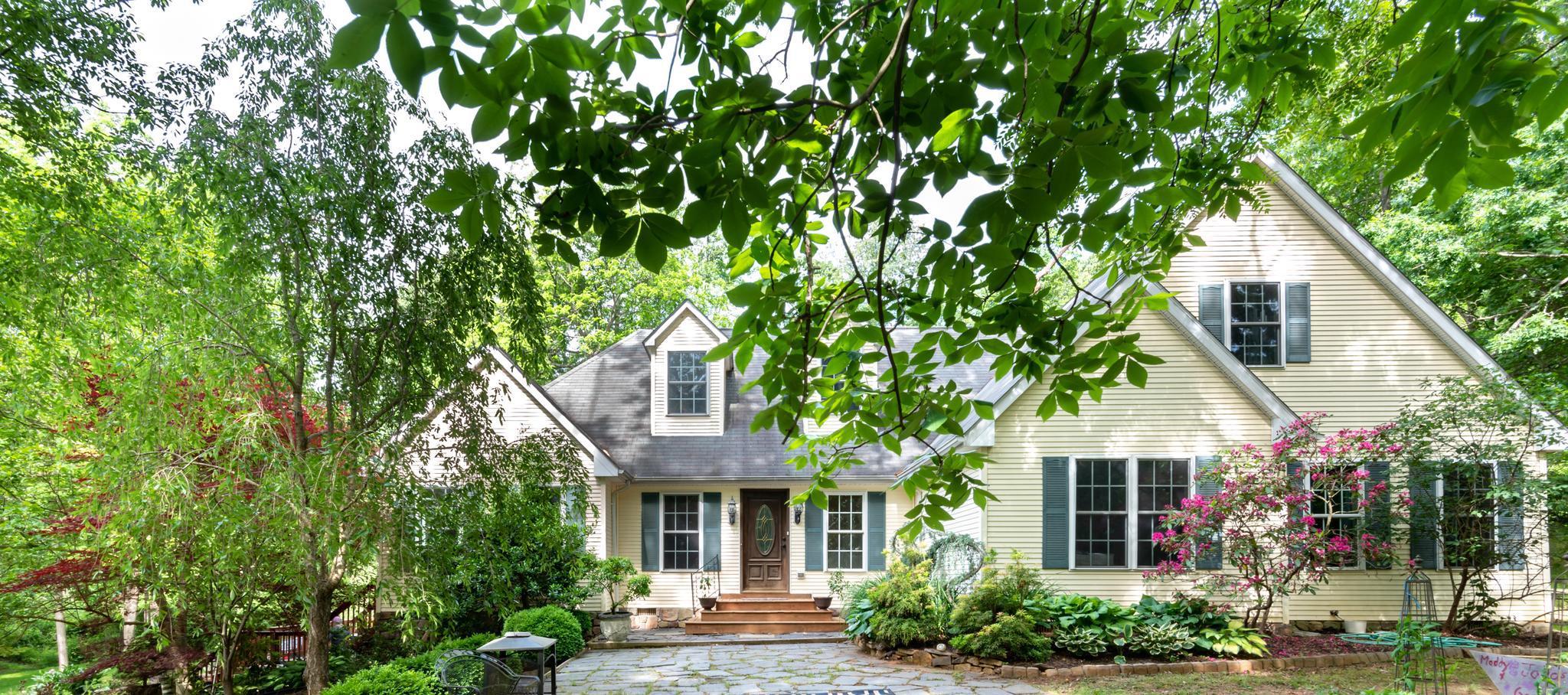 Single Family Homes для того Продажа на Delaplane, Виргиния 20144 Соединенные Штаты
