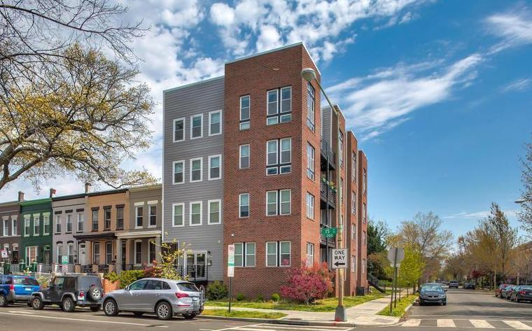 Condominium for Rent at 284 15th St Se #101 284 15th St Se #101 Washington, District Of Columbia 20003 United States