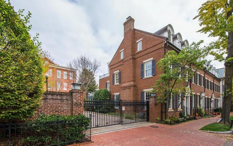 Condominium for Rent at 2735 Olive St Nw #8 2735 Olive St Nw #8 Washington, District Of Columbia 20007 United States