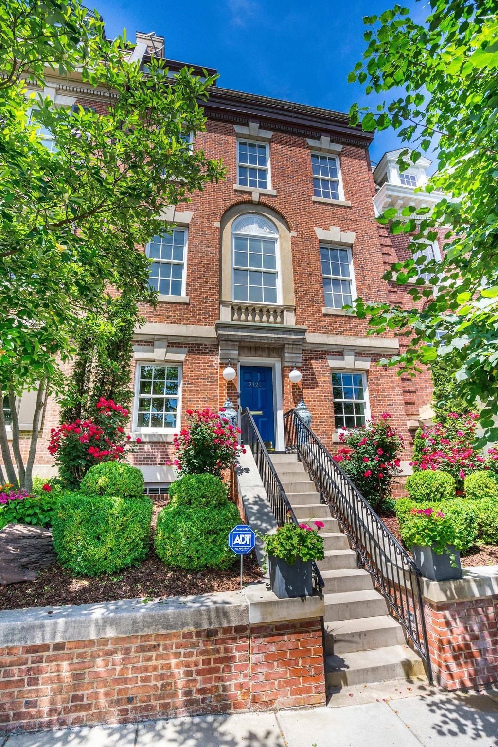 Townhouse for Sale at 2121 S St NW Washington, District Of Columbia 20008 United States