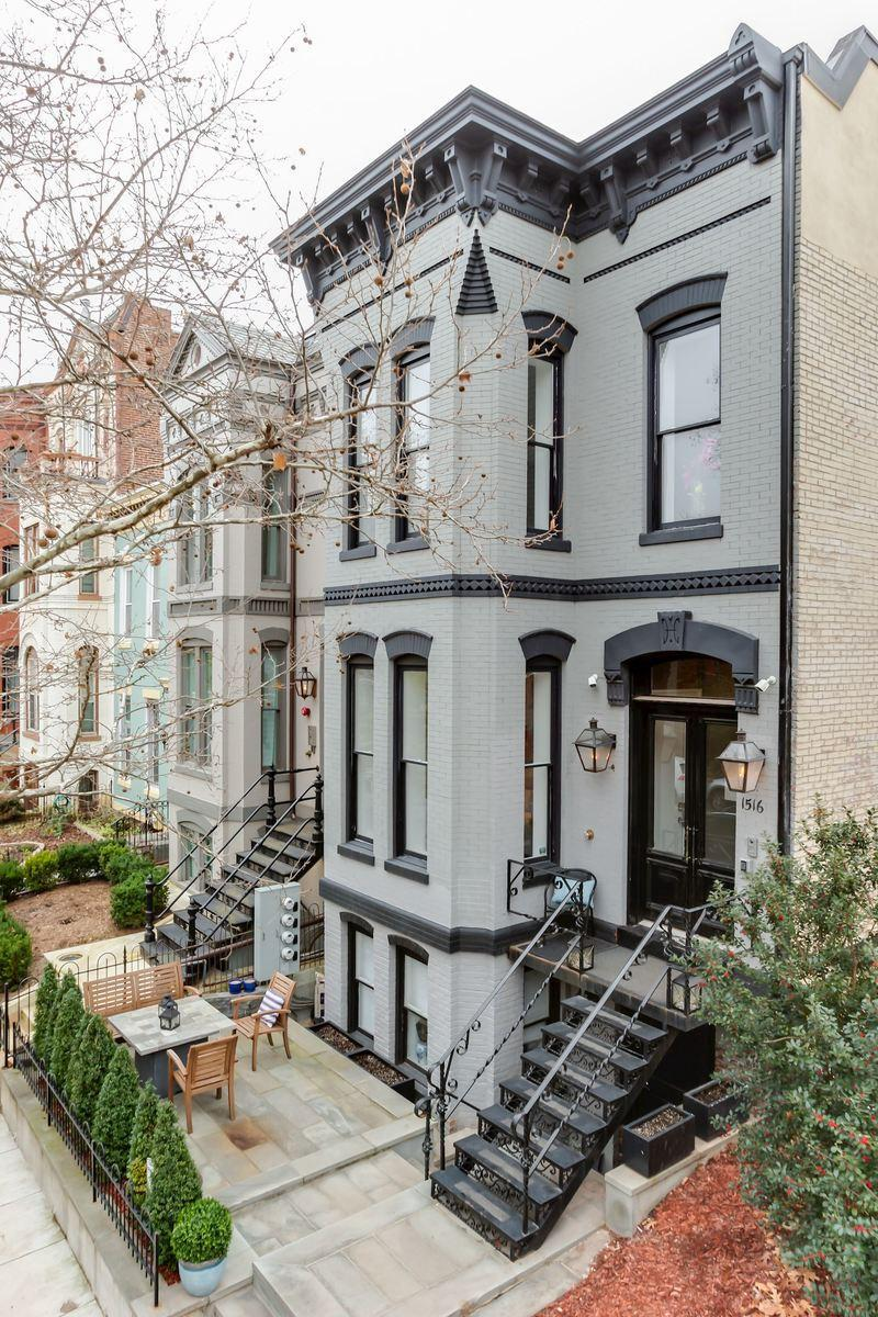 Condominium for Sale at 1516 Q St NW #no.2 1516 Q St NW #2 Washington, District Of Columbia 20009 United States