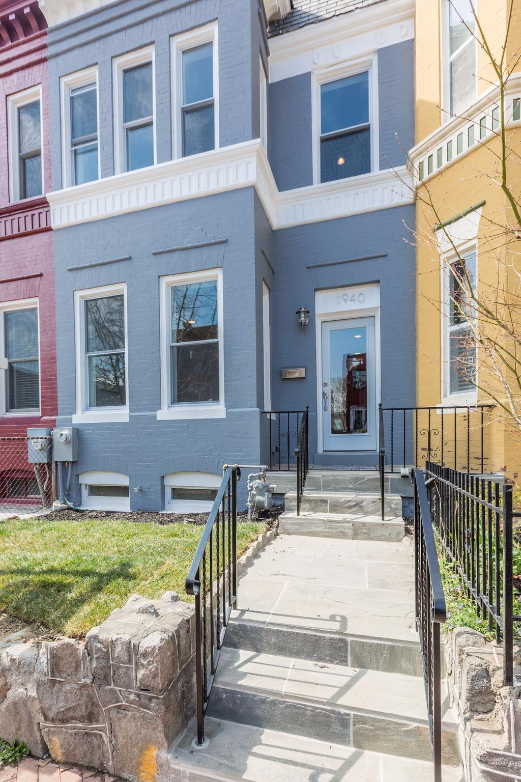 Single Family Home for Rent at 1940 3rd St Nw 1940 3rd St Nw Washington, District Of Columbia 20001 United States
