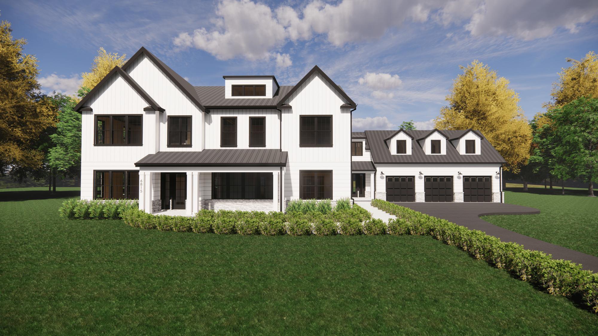 Single Family Homes por un Venta en 6815 Melody Ln Bethesda, Maryland 20817 Estados Unidos
