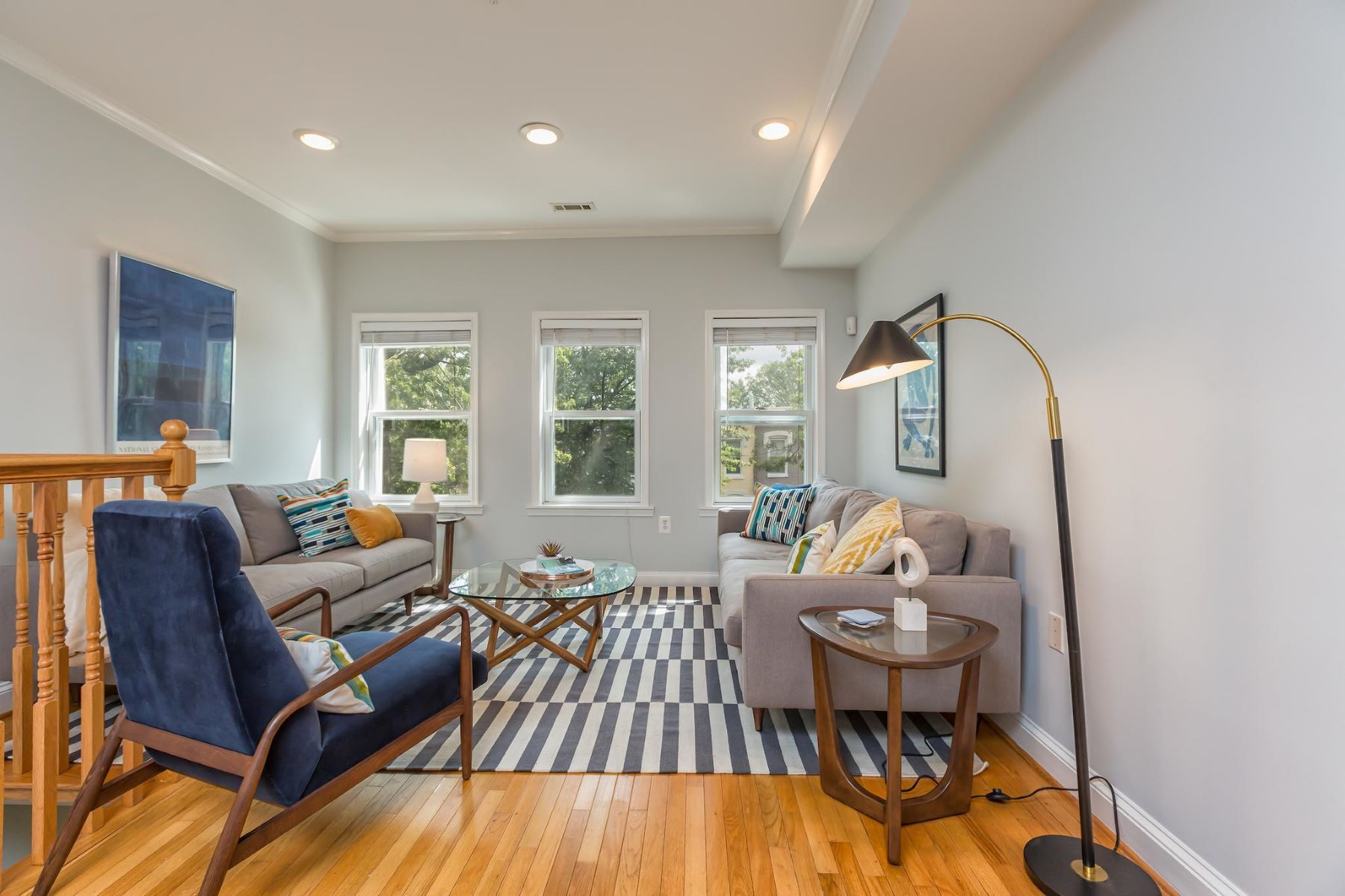 Townhouse for Sale at 1612 5th St NW #2 1612 5th St NW #2 Washington, District Of Columbia 20001 United States