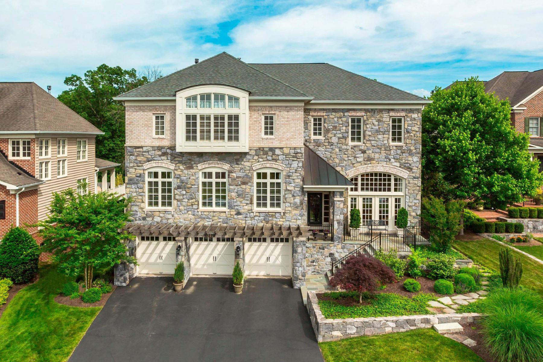 Single Family Homes por un Venta en 18278 Riviera Way Leesburg, Virginia 20176 Estados Unidos