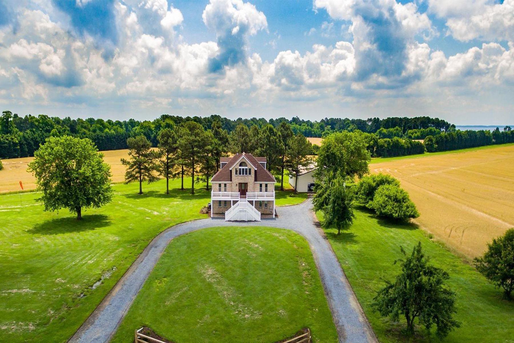 Single Family Homes için Satış at Stevensville, Maryland 21666 Amerika Birleşik Devletleri
