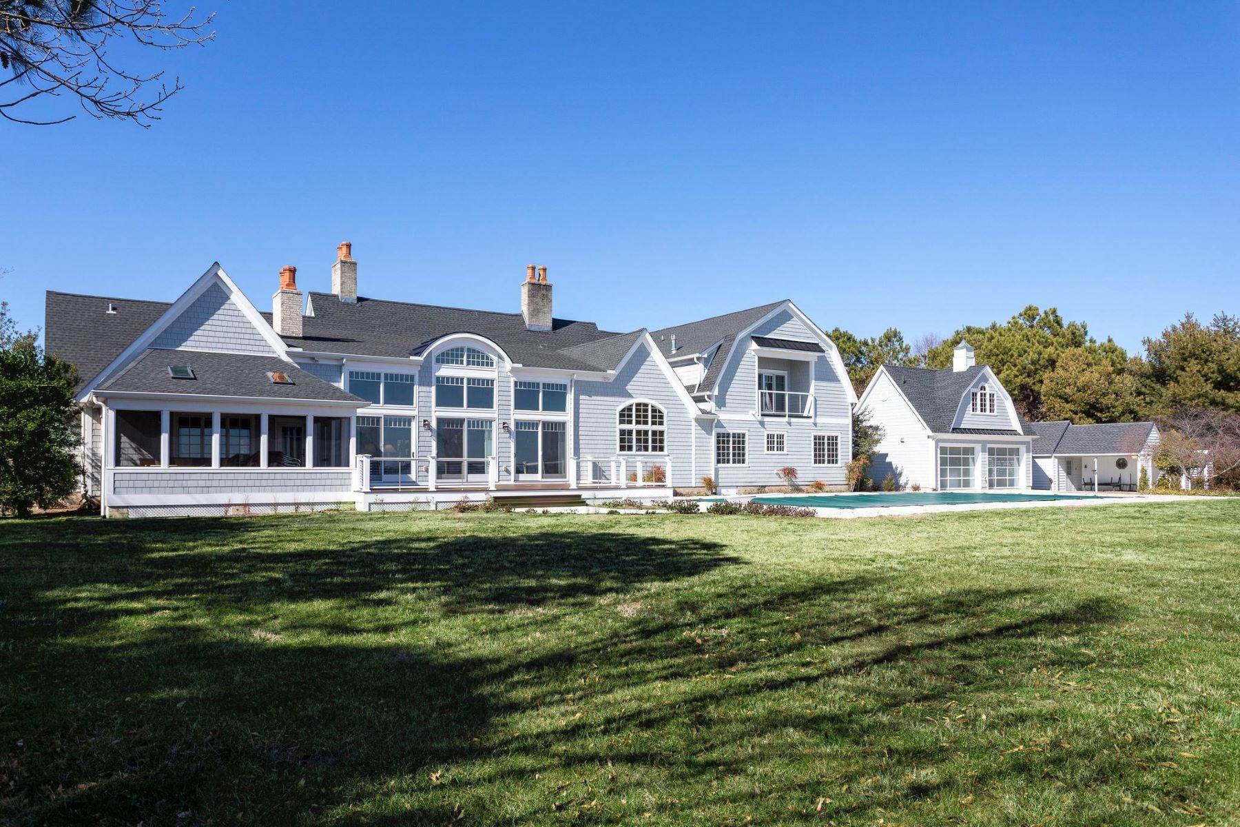 Single Family Homes por un Venta en 4661 Devon Path Royal Oak, Maryland 21662 Estados Unidos