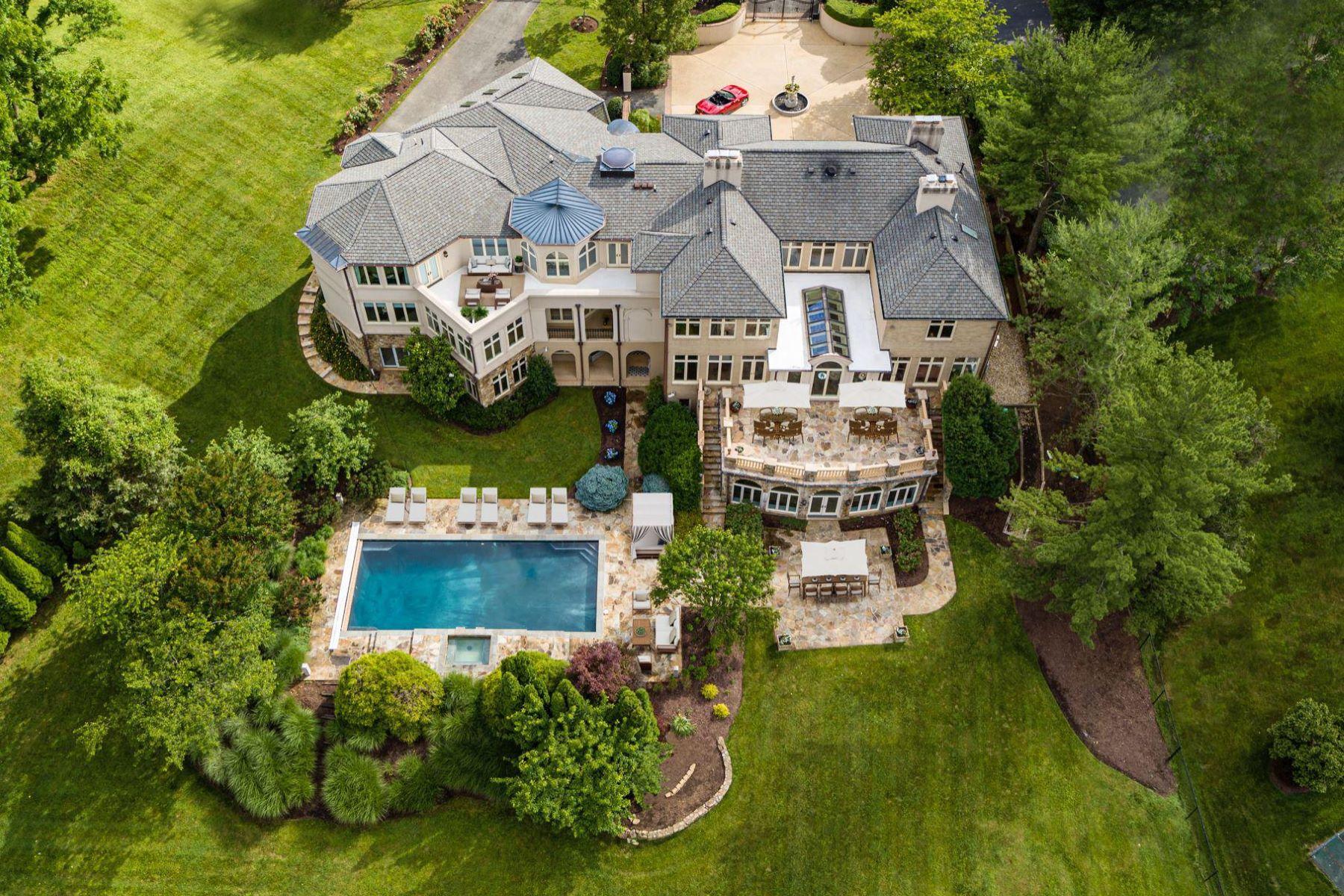 Single Family Homes için Satış at Bethesda, Maryland 20817 Amerika Birleşik Devletleri