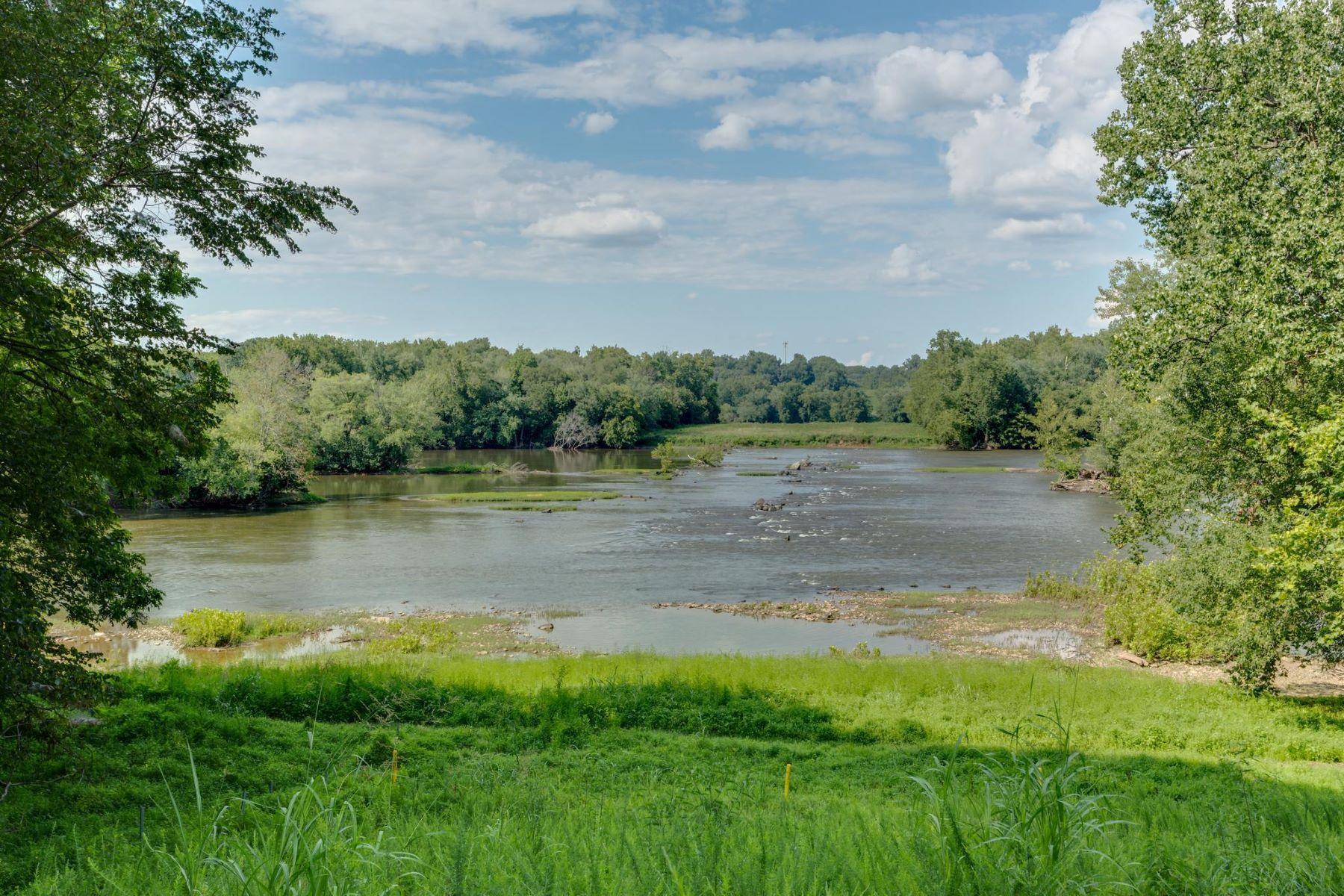 土地,用地 为 销售 在 9214 Potomac Ridge Rd 大瀑布城, 弗吉尼亚州 22066 美国