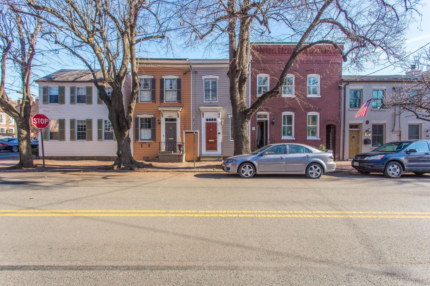 Townhouse for Sale at 4021/2 Royal St 4021/2 Royal St S Alexandria, Virginia 22314 United States