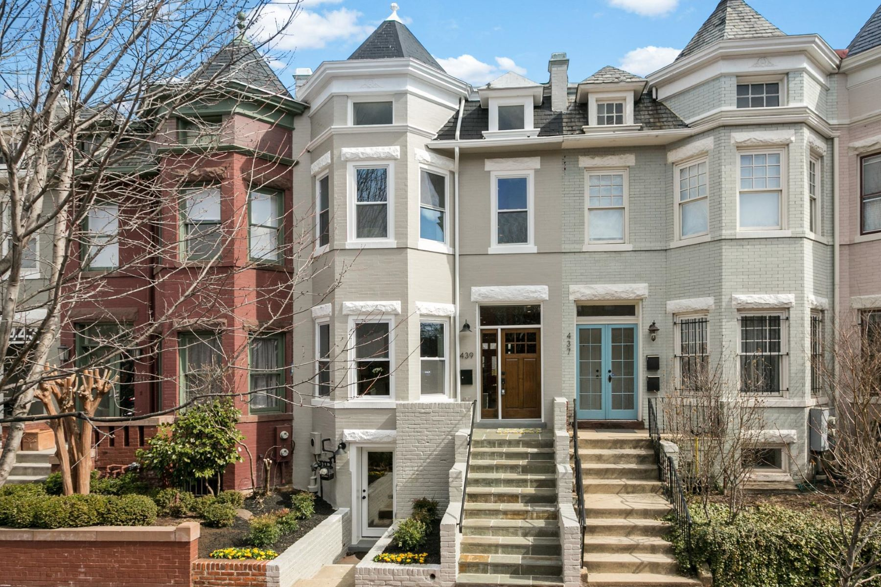 Townhouse for Sale at 439 10th St NE 439 10th St NE Washington, District Of Columbia 20002 United States