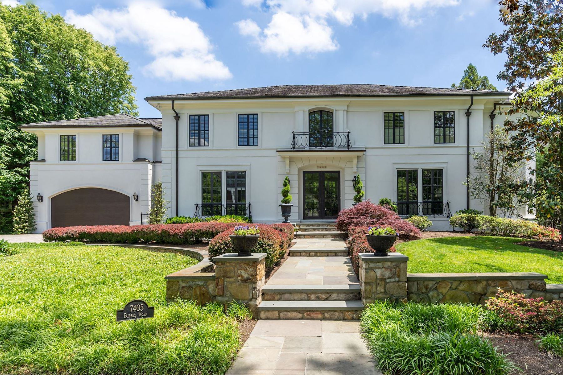 Single Family Homes for Sale at 7405 Fairfax Rd Bethesda, Maryland 20814 United States