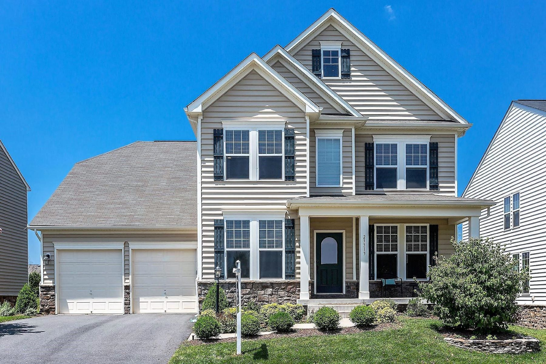 Single Family Homes for Active at 23313 Minerva Dr Ashburn, Virginia 20148 United States