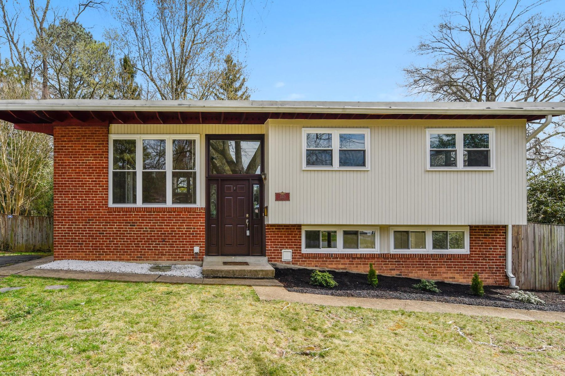 Single Family Home for Sale at 3325 Nevius St 3325 Nevius St Falls Church, Virginia 22041 United States