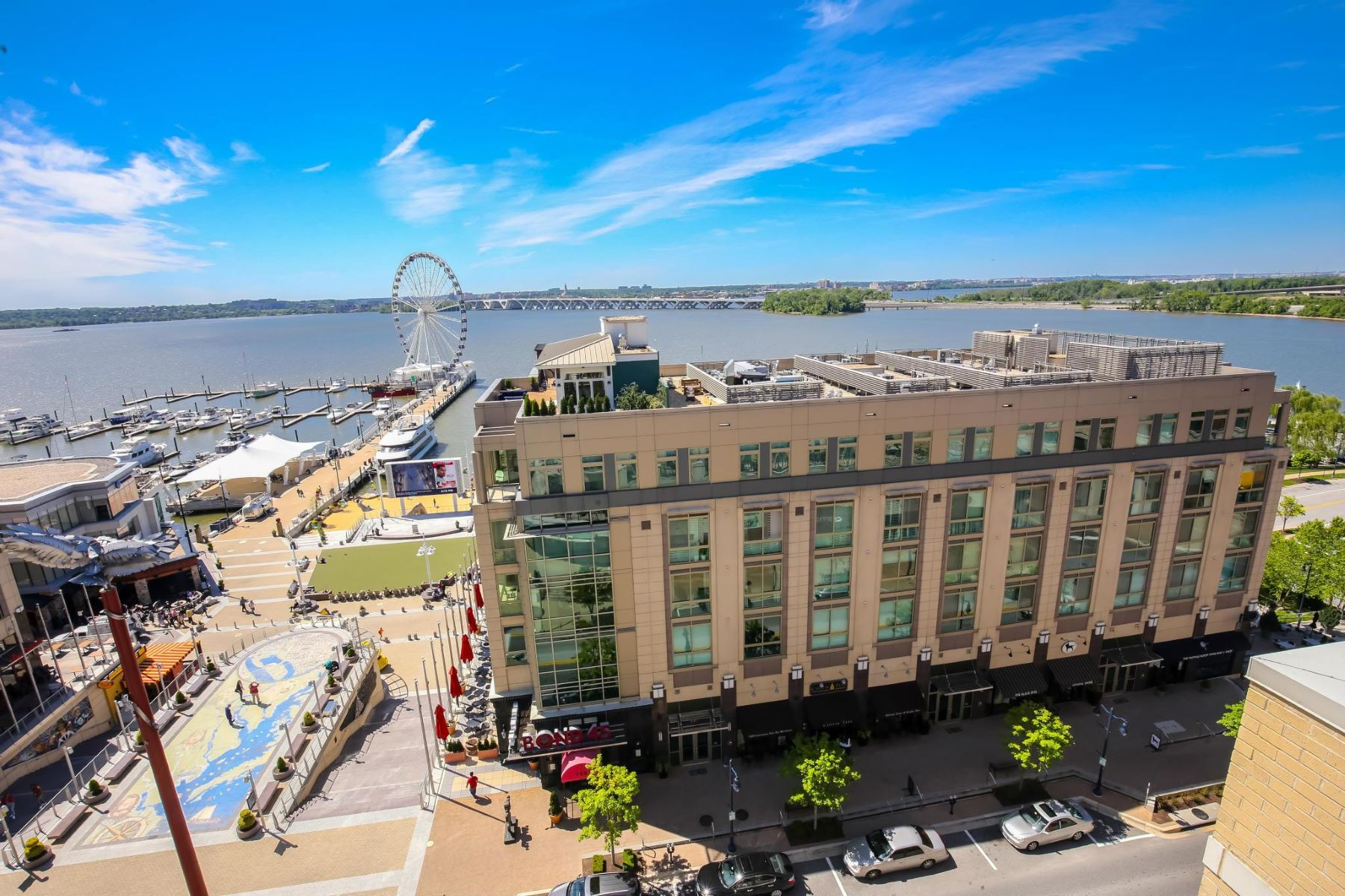 Condominiums for Active at 147 Waterfront St #301 National Harbor, Maryland 20745 United States